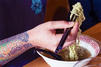 WW:  Best counter service Asian restaurants