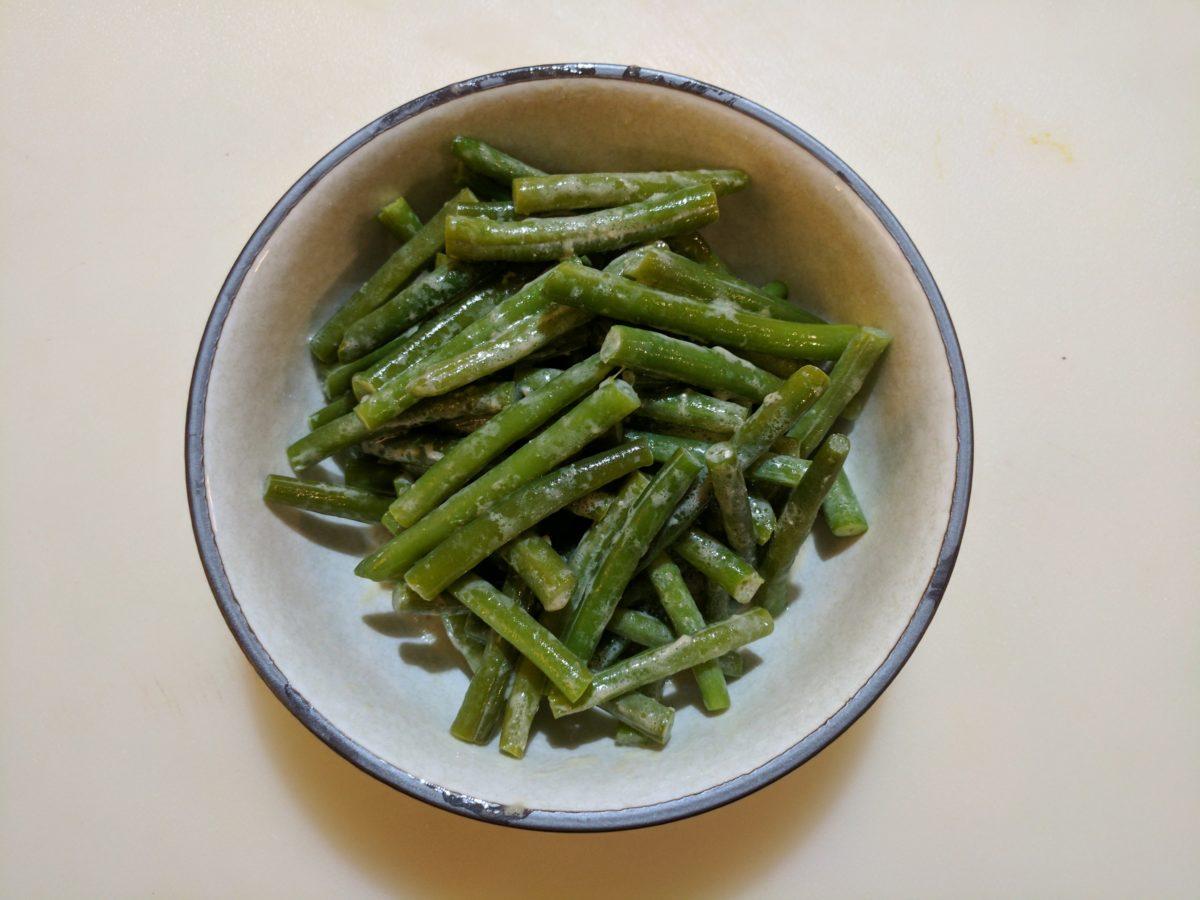 Recipe:  Stir Fry Green beans
