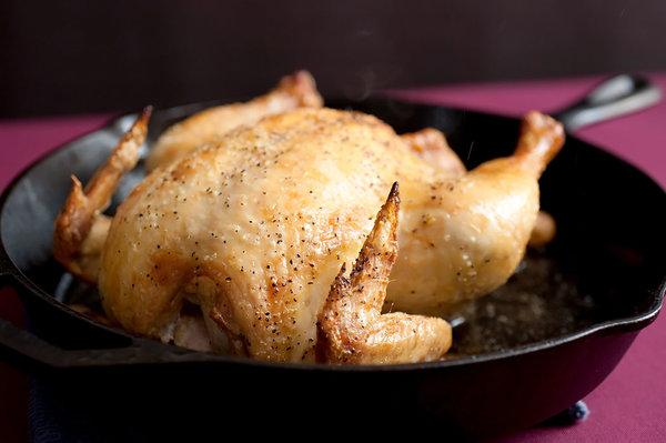 Recipe:  Roast Chicken