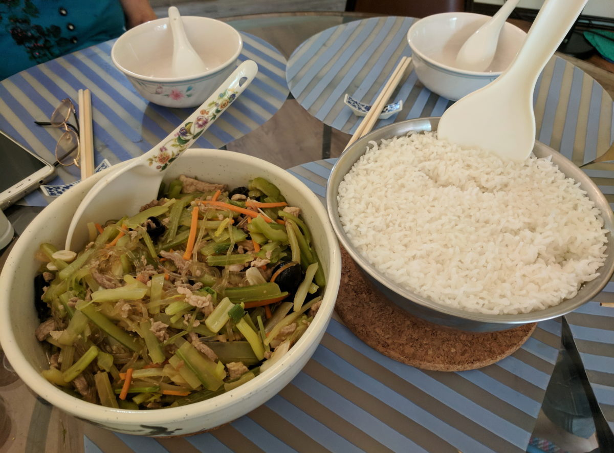 Recipe: Steamed Rice